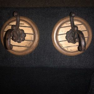 Set of Wall Hooks